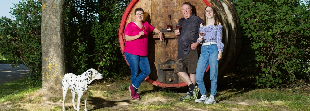 Weingut Borntaler Hof - Winzerfamilie Lang